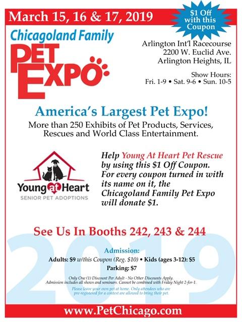 Pet Expo Coupon