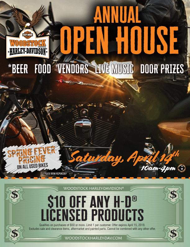 Woodstock Harley Davidson