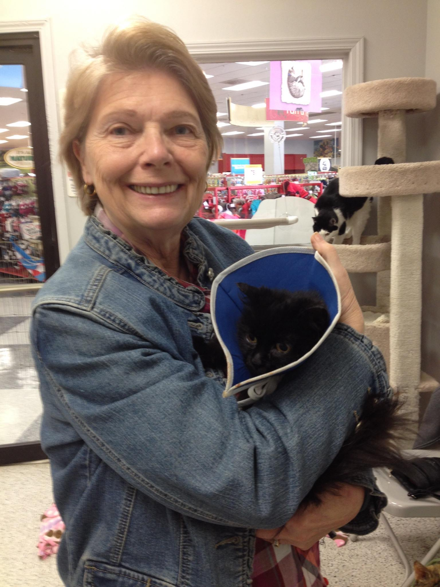 Betty Adopted
