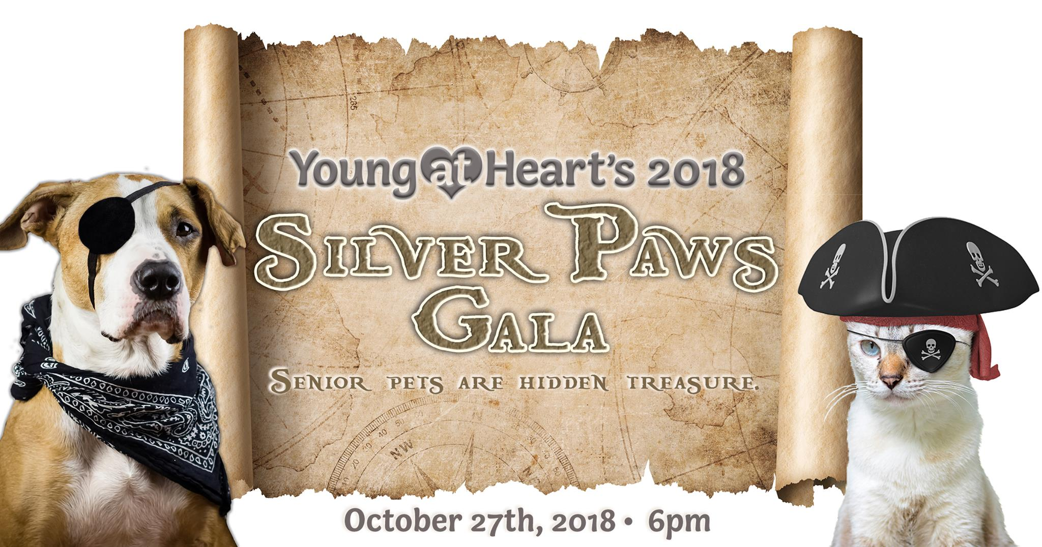 Silver Paws 2018