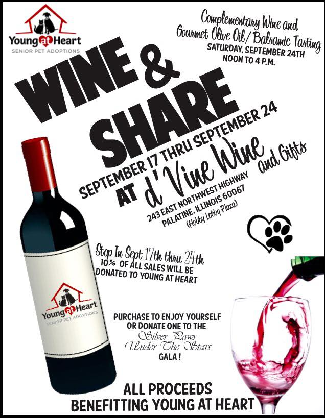 Wine and Share